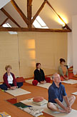 Formation professeur de yoga